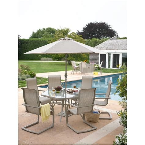 Kmart Patio Dining Sets Martha Stewart Outdoor Furniture Martha Stewart Living Blue Hill Aluminum Chairs Set Of 2