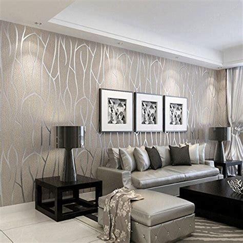 Wohnzimmer Tapete Modern