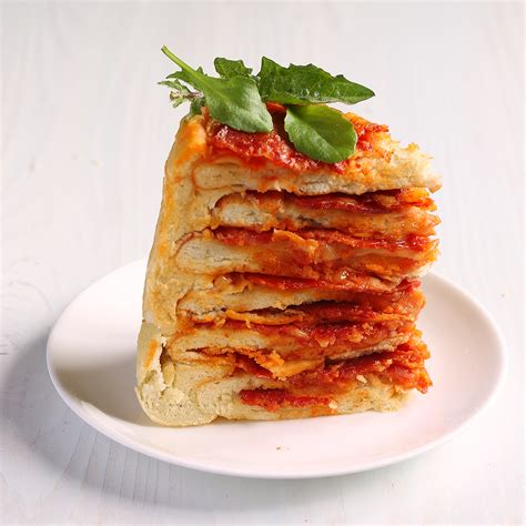the pizza cake recipe you will never look at pizza the