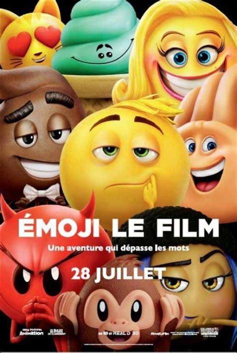 emoji film posters 201 moji le film on dvd movie synopsis and info