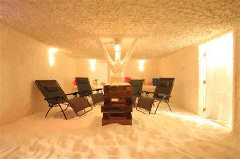 the salt room these six salt caves in pennsylvania will completely relax you