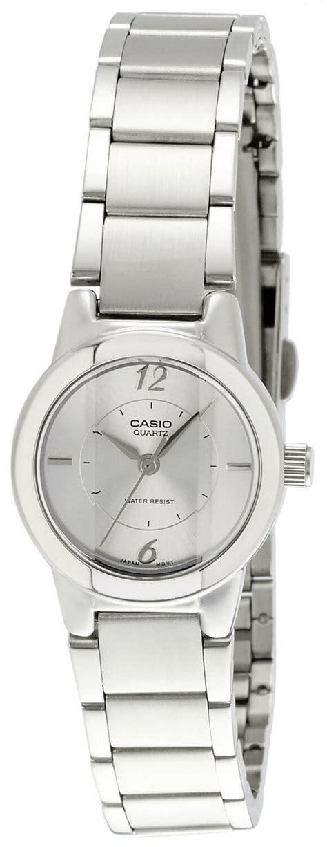 Casio Ltp 1317d 7cdf Silver casio enticer analog silver s ltp 1230d