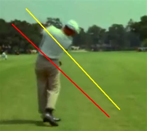 natural golf single plane swing golf swing plane explained and solved in simple language