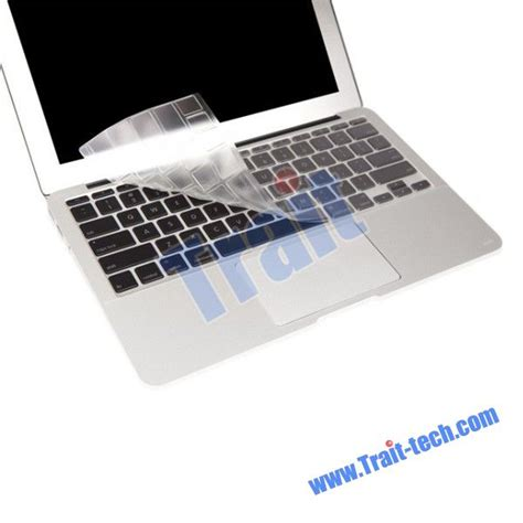 tpu high transparent keyboard cover dust cover protector keyboard skin for apple macbook air 11 quot