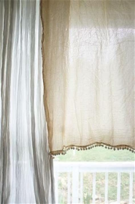 flour sack curtains tea dyed flour sack curtains by amorehome things i would