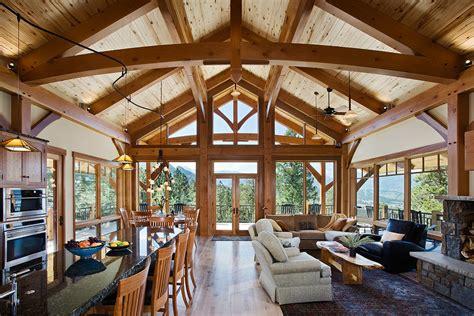 mountain timber design  timber frame hq