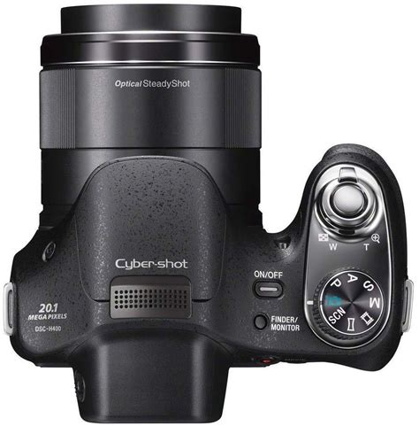 Kamera Sony Cyber H400 sony cyber dsc h400 bridgekamera test auf testsieger de