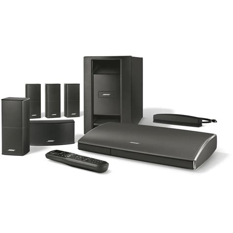 Home Theater Bose 5 1 bose lifestyle 525 series iii home theater system 715592 1100