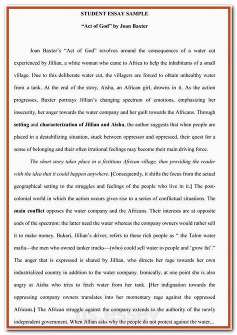 Autobiographical Essay Sle For Entrance by Interesting College Essay Topics Essay Story Exle Ways To Start A Narrative Essay