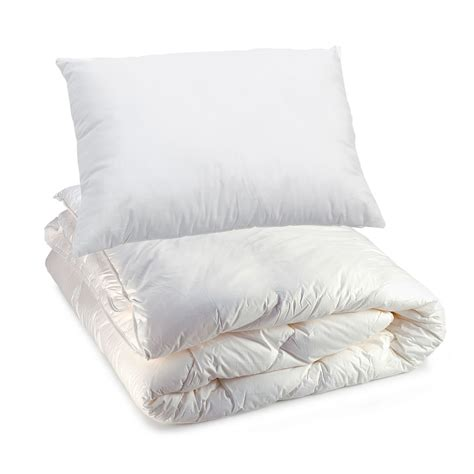 Where To Recycle Duvets And Pillows by Essentials 13 5 Tog Hollowfibre Duvet And Pillow Set Free Delivery Next Day Select Day Up To