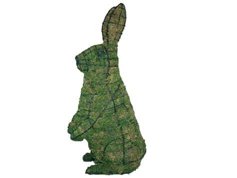 sitting rabbit topiary garden frame - Topiary Rabbit Frame