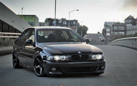 bmw m5 e39 gets an exclusive explaining its all new