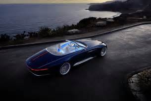 mercedes maybach 6 cabriolet concept the study of a 6