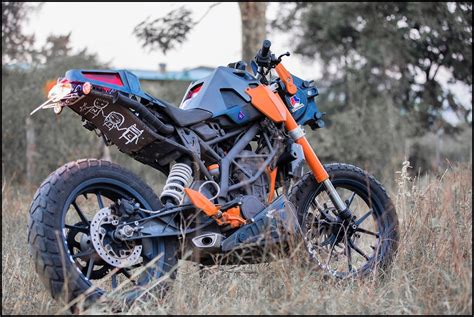 Ktm Duke 200 Design Ktm Duke 200 Chappie