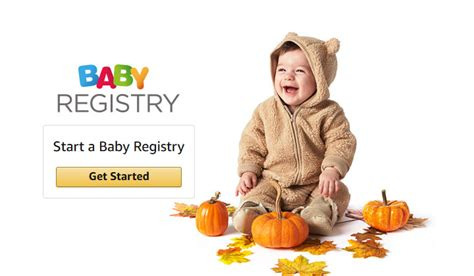 Amazon Baby Registry Sweepstakes 2017 - amazon baby registry free baby welcome box