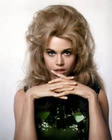 Jane Fonda Cemented Her Blonde Bombshell Status In Her Titular Role In » Home Design 2017