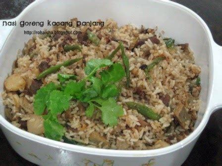 Minyak Qalbu damai qalbu nasi goreng kacang panjang