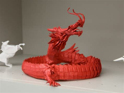 origami 3d dragon tutorial español 17 best ideas about 3d origami on pinterest modular