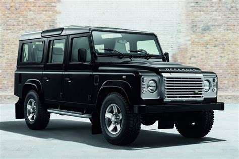 jeep range rover black official land rover defender black pack and silver pack