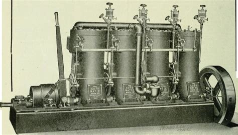 marine engine automatic machine  bridgeport engines