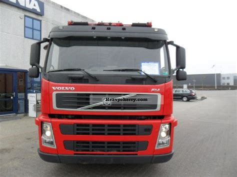 volvo fm9 specifications volvo fm9 340 6x2 4 2006 refuse truck photo and specs