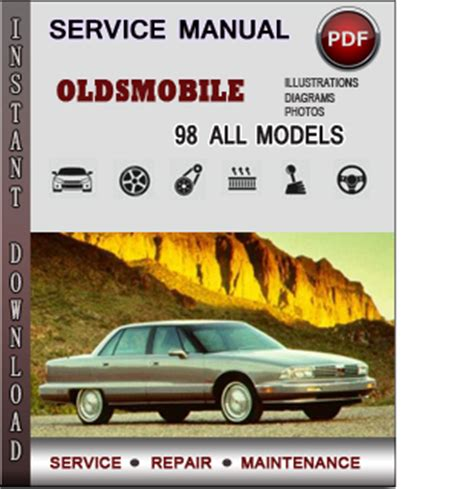 service and repair manuals 1995 oldsmobile 98 navigation system oldsmobile 98 service repair manual download info service manuals