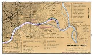 localwaters tennessee river maps boat rs access points