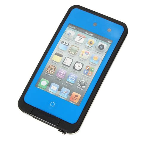 Ipod Touch 4 Touch4 4th 4g Cover Shockproof Combo Robot 3 In 1 pc waterproof shockproof dirtproof for ipod touch 4g gen4 us 10 07 sold out