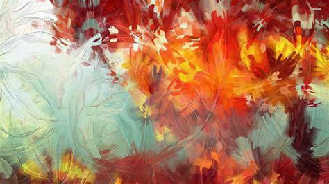 hd iphone wallpaper painting brush strokes wallpapers autumn colored brush strokes wallpaper