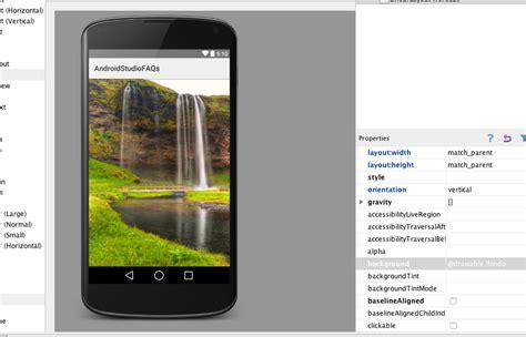 que es un layout en android studio c 243 mo poner una imagen de fondo en una aplicaci 243 n android