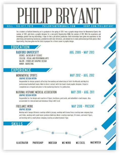 graphic design resume resumes cover letters business
