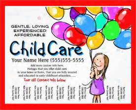 free childcare templates daycare flyer template 20 free documents in