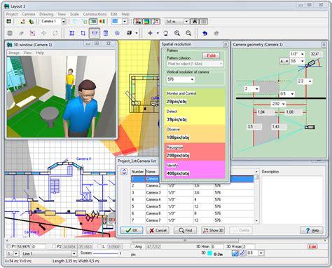 cctv layout design software cctv over ip basic networking skills training tickets