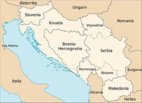 Serbia Sveits File Yugoslavia Map Svg Wikimedia Commons