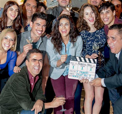 imagenes novela amor de barrio presentan al elenco de amor de barrio tv y espect 225 culos