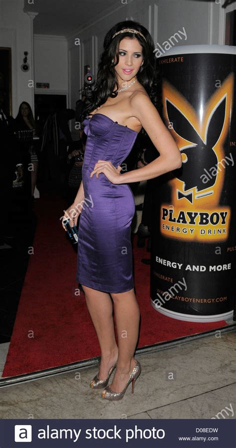 hope dworaczyk playboy energy drink launch party held at the funky stock photo royalty free