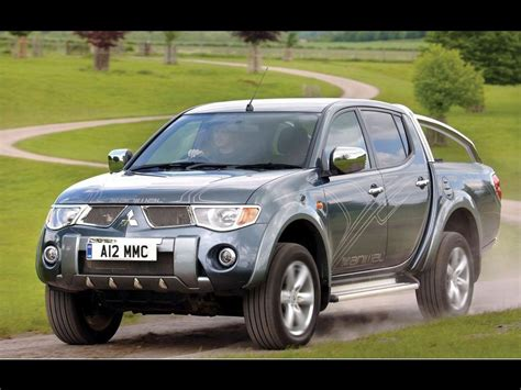 mitsubishi l200 2005 2005 mitsubishi l200 pictures information and specs