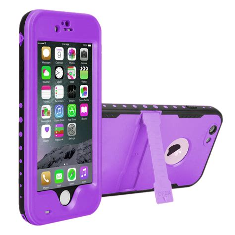 is iphone 6 waterproof redpepper waterproof shockproof dirtproof cover for iphone 6 6s plus ebay