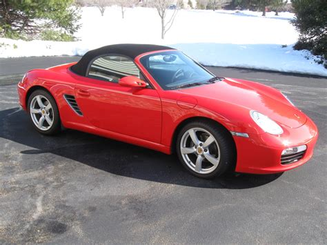 Red Porsche Boxster For Sale by Red Porsche Boxster For Sale