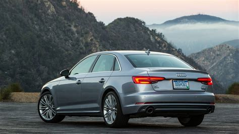 audie a 4 2017 audi a4 review and road test with price horsepower