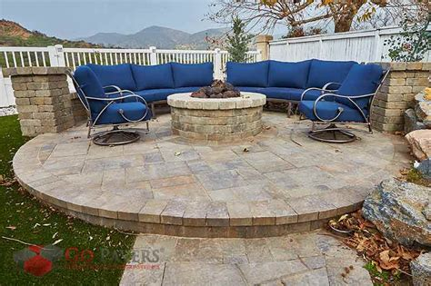 belgard patio pavers belgard pavers installation go pavers