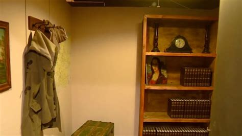Frank S Closet Museum Criticizes S Frank Themed Escape Room The Times Of Israel