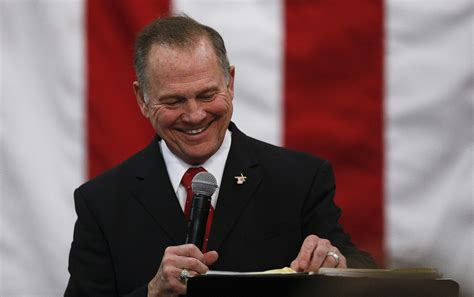 roy moore final polls trump s candidate roy moore in final pitch as alabama