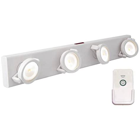 battery powered led light bar led battery powered white light bar with remote 2f972