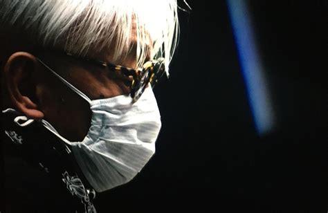ryuichi sakamoto unveils  concert film playing  piano   isolated beat magazine