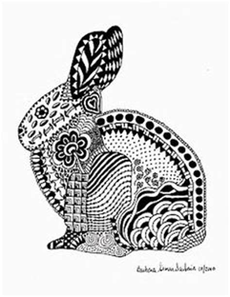 doodle creatures how to create rabbit 1000 images about doodles on zentangle
