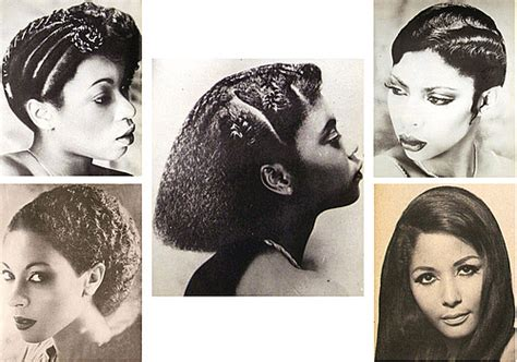 Vintage Hairstyles Afro Hair | natural black beauty 2 abagond
