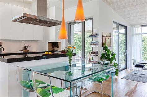 modern villa kitchen 3 interior design ideas