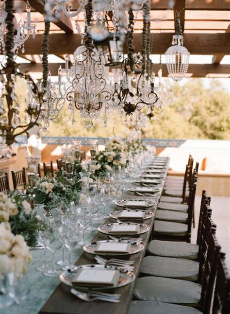 long wedding table ideas magazine