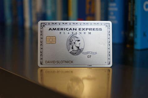 American Express Platinum Business Card